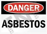 Asbestos Sign 1