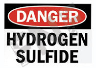 Hydrogen sulfide Sign 1