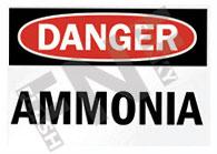 Ammonia Sign 1