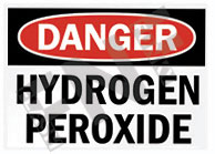 Hydrogen peroxide Sign 1