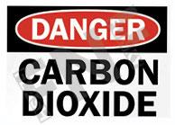 Carbon Dioxide Sign 1