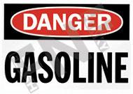 Danger – Gasoline