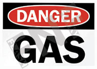 Danger – Gas
