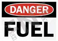 Danger – Fuel