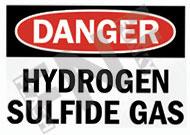 Danger – Hydrogen sulfide gas