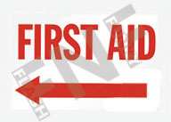 First aid Sign 1