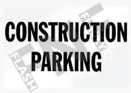 Construction parking