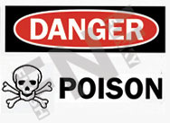 Danger – Poison