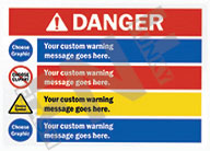 Danger – Your custom warning message goes here – Your custom warning message goes here – Your custom warning message goes here – Your custom warning message goes here