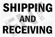 Shipping and receiving